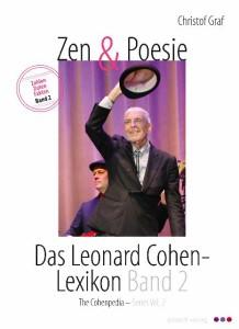 Zen-und-Poesie-Leonard Cohen Lexikon - cohenpedia-by-Christof-Graf-band2