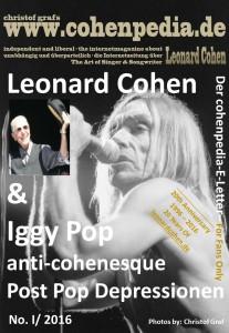 cohenpedia-e-letter-by-christof-graf-1-2016-POP-Iggy-und-Leonard-Cohen-n-titelseite